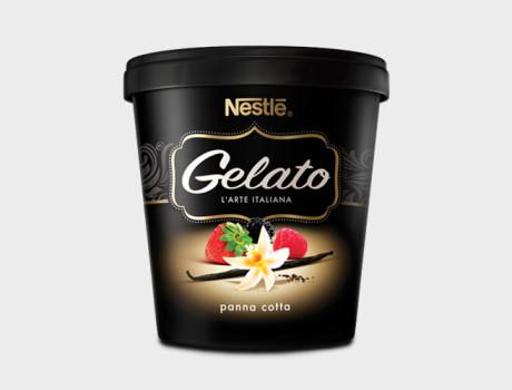 Nestlé Gelato Panna Cotta 455 ml