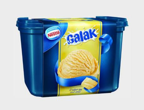 Sorvete Nestlé Galak pote 1,5l
