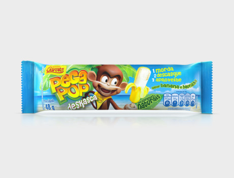 Picolé Pega Pop 48g