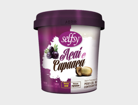 Açaí + Cupuaçu Selfsy Natural 980ml