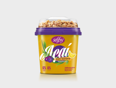 Açaí Selfsy Banana 220ml