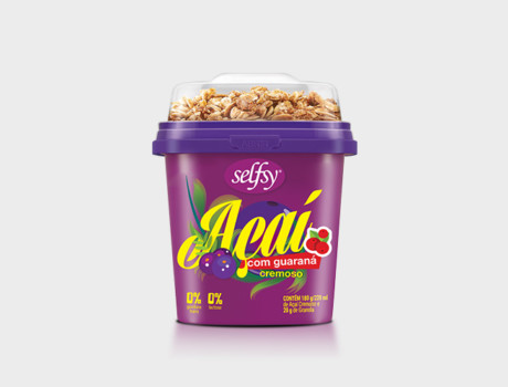 Açaí Selfsy Guaraná 220ml