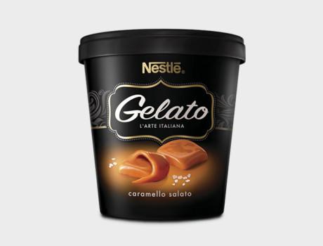 Nestlé Gelato Caramelo Salato 455ml