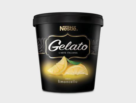 Nestlé Gelato 1,5L Limoncello