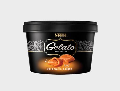 Nestlé Gelato Caramelo Salato 180 ml