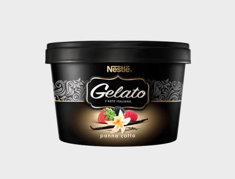 Nestlé Gelato Panna Cotta 180 ml