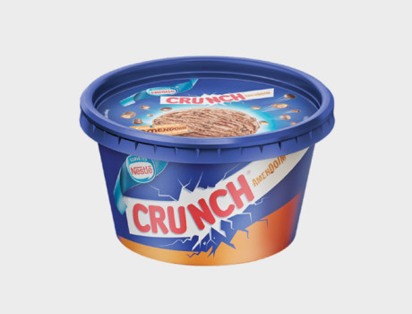 Sorvete Nestlé Copo Crunch 180ml