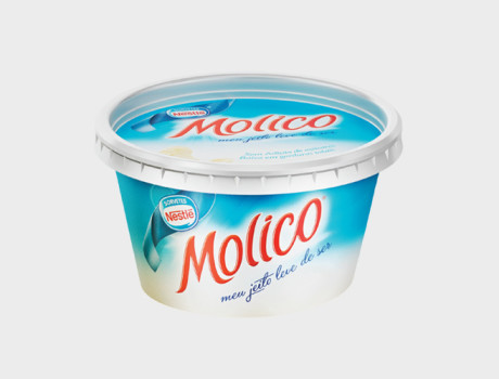 Sorvete Nestlé Copo Molico Creme 180ml