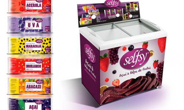 Linha de polpas de frutas Selfsy é lançada pela Catarinense