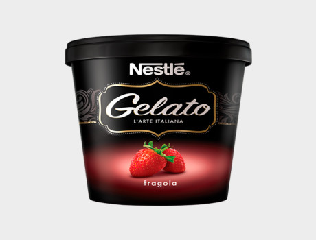 Nestlé Gelato Fragola 140ml
