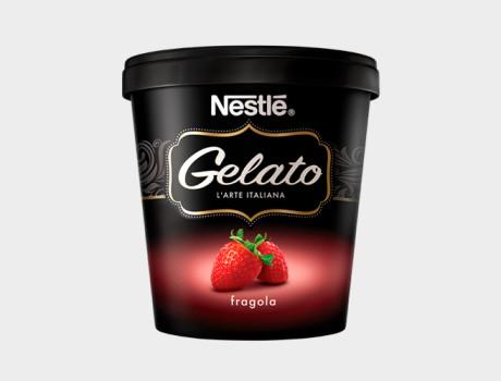 Nestlé Gelato Fragola 455ml
