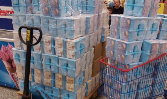 Santa Catarina bate RECORDE de consumo de sorvetes neste Feriadão