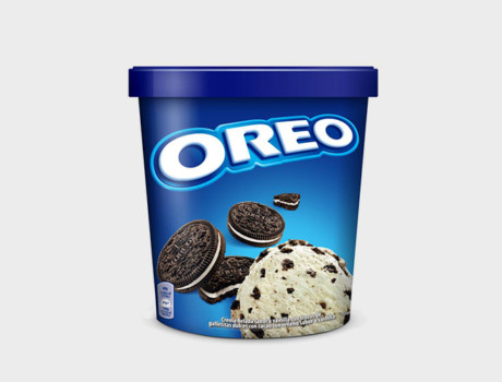 Sorvete Oreo 455ml