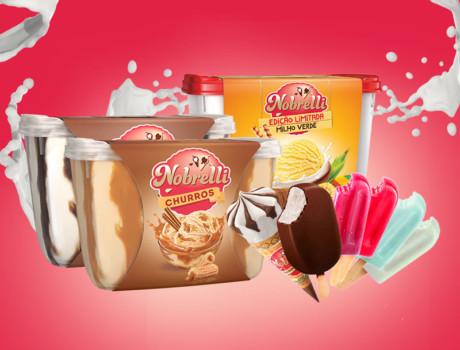 Novos produtos Nobrelli